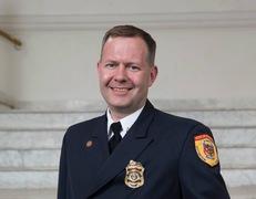 Chief Jonathan Westendorf